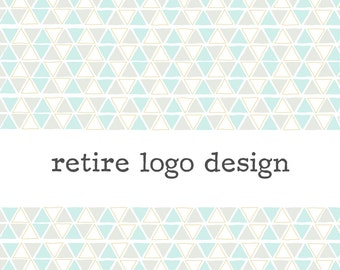Retire Premade Logo