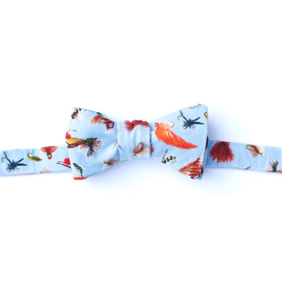 Unavailable listing on etsy for Fish bow tie