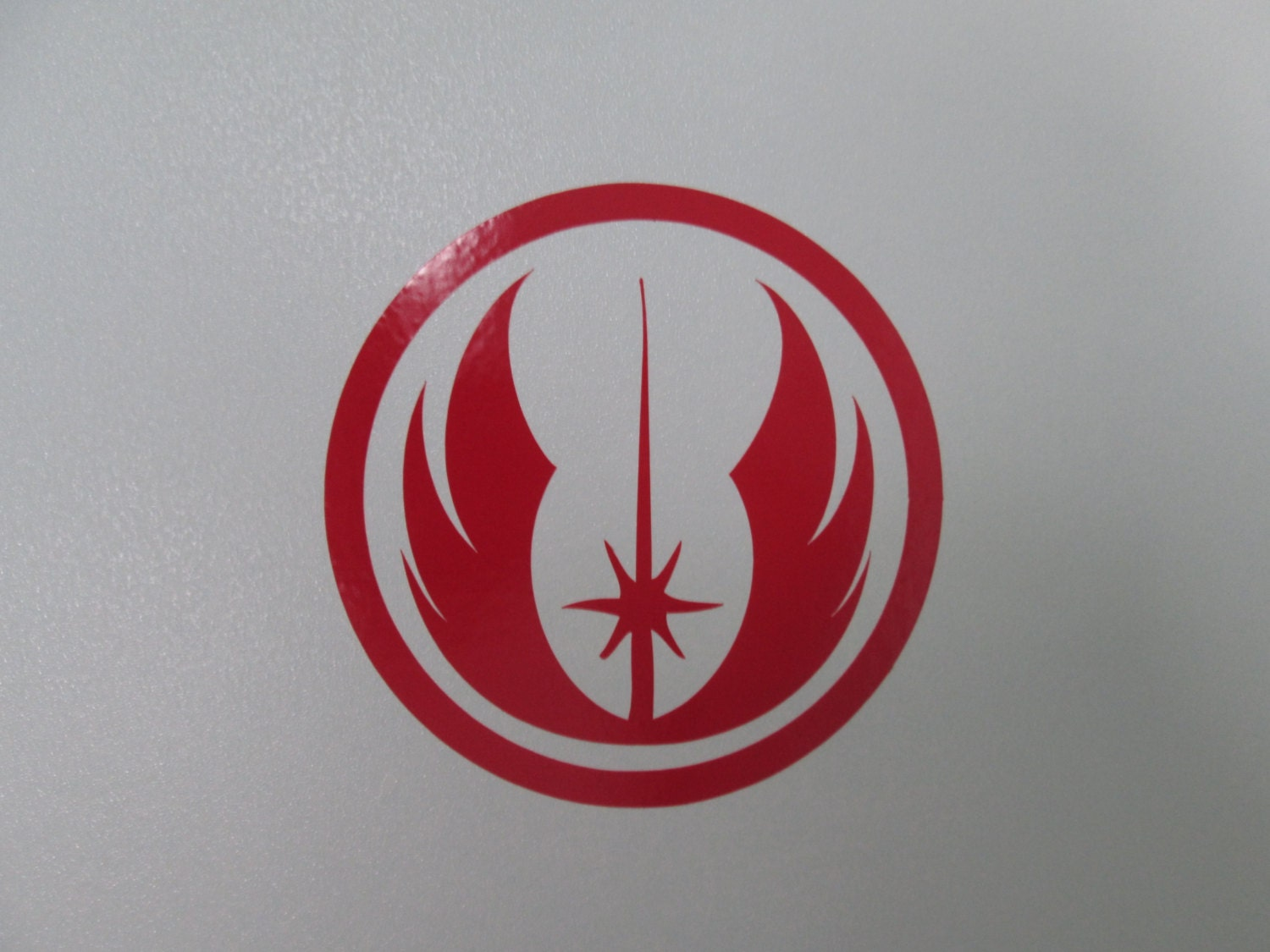 Star Wars Jedi Order Symbol Decal Sticker Several Sizes And