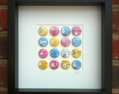 Funny Housework Badge Frame