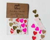 heart sticker multi-pack
