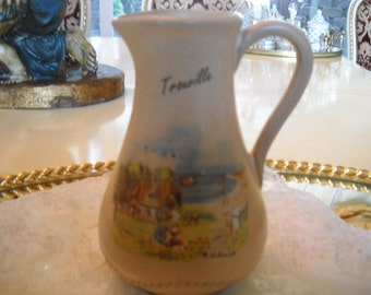 French Trouville Pitcher
