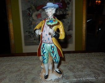 French Man Figurine