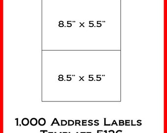 avery templates 8931 - ink jet labels etsy