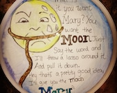 """Items similar to Lasso the Moon """"It's a Wonderful Life ..."""