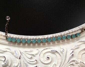NEW Authentic 8mm Swarovski Crystal Bracelet