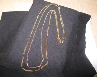 "Avon  ""Chain Duo"" Necklace"