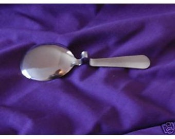Black and Tan Spoon,  Pouring Spoon,  Beer Spoon