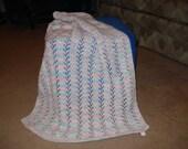 Micah's Baby Blanket Pattern PDF