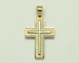 Cross Gold 18k (Σταυρός Χρυσός 18k)