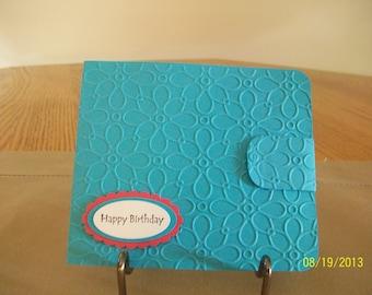 Ladies Wallet Gift Card Holder