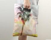 Wendetasche »Kreta« mit Foto-Print aus Bio-Baumwolle