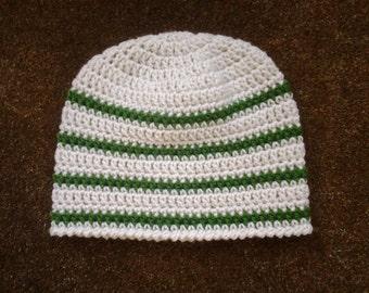Striped Beanie / Striped Cap / Striped Hat