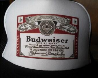 Budweiser classic label hat.
