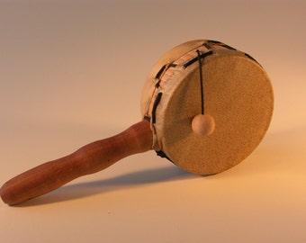 wrist rattle drum