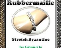 Stretch Byzantine Chainmaille Tutorial