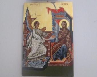 Handpainted Icon