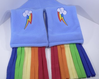 Rainbow Dash My Little Pony Scarf