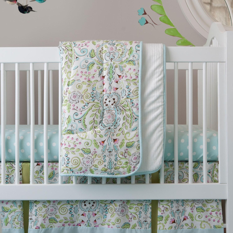 Crib Rail Covers Target No Sew Fleece Tied Teething Crib