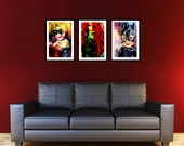 """ART PRINTS SPECIAL: Purchase Any Three  13"""" x 19"""" Art Prints for 35 dollars! **Express Shipping Available**"""