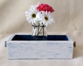 Wooden Box - Pallet Box - Storage Box - Organizer