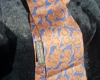 Georgio Armani  Authentic 100% Silk -Georgio Armani men's Necktie-Made in Italy 80s