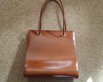 Must de Cartier Handbag in tan leather SALE was 350.00 NOW 299.0