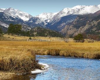 Colorado - Rocky Mountain Autumn