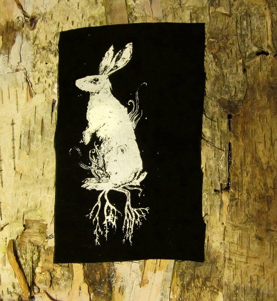 White-Blindness Rabbit SM patch