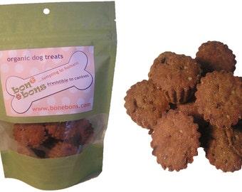 Bone Bons Blueberry Muffins Dog Treats Grain Free