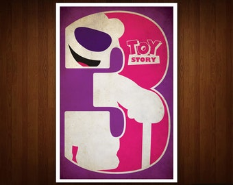 Toy Story 3 Poster (Multiple Sizes)