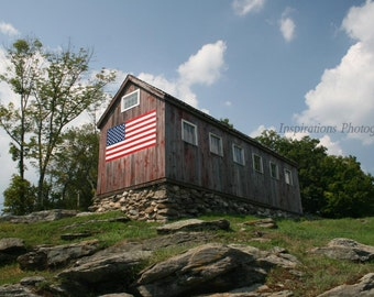 American Barn 8x10