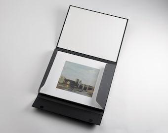 11x14 Overflap Print-Photography Handmade Portfolio