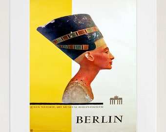 Berlin Travel Art Museum Print Home Decor (ZT316)