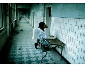 surrealistic artwork/postcard no. 995