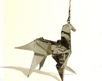 BLADE RUNNER - Origami Unicorn Prop (1:1 Scale)