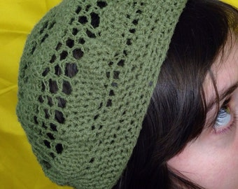 Light Weight Lace Style Designed Spring Hat