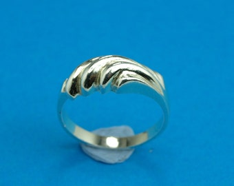 Sterling silver 925  ring  -  freeform, anniversary, friendship, engagement, birthday, mounting,