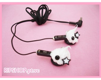 Cupcake headphones