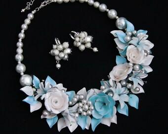 """Set of jewelry """"Vorozheya"""""""