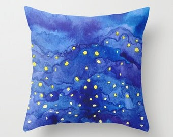 Cushion Cover 'Glowing'
