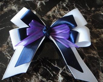 Tri color bow