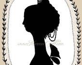 """Fairy art print, """"Queen Mab"""""""