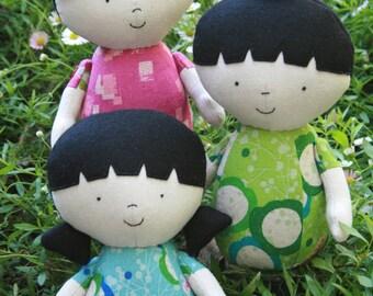 Three Little maids : a PDF sewing pattern