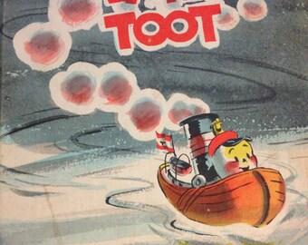 Little Toot  (1939) - Hardcover by Hardie Gramatky