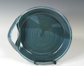 Brie Baker - Dip Dish - Serving - Cheese Plate - Kitchen - Entertaining -Stoneware Pottery