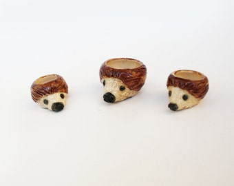 Made to order Teeny Tiny Minture Hedgehog