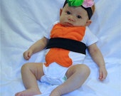 Guaranteed Delivery WIthin 1 Week... DIY Do It Yourself Baby Costume  Halloween Costume  Sushi Costume