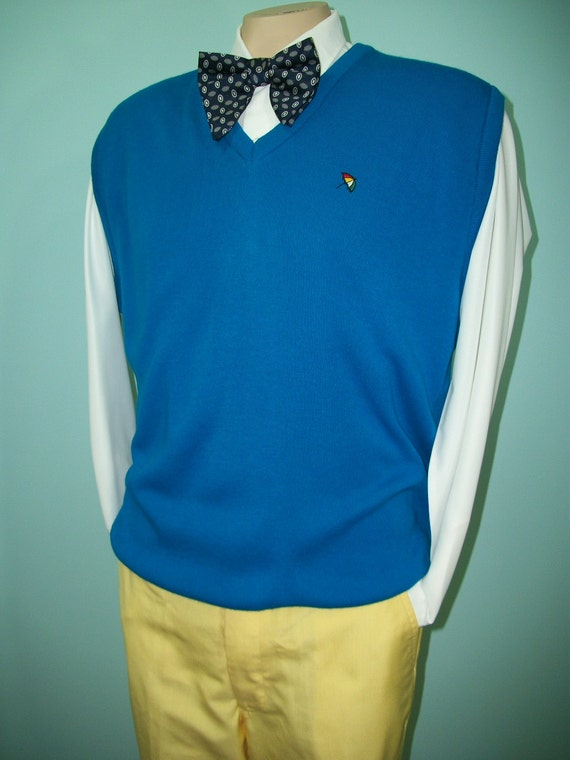 Blue Sweater Vest - Best Sweater 2017