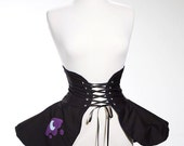 Nightmare Moon Cincher Skirt- L/XL Made To Order